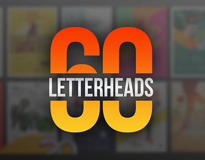 60 Letterhead Mega Pack