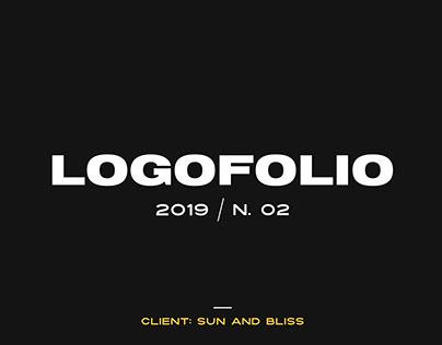 Logofolio: No. 2 (Sun and Bliss Cosmetics)