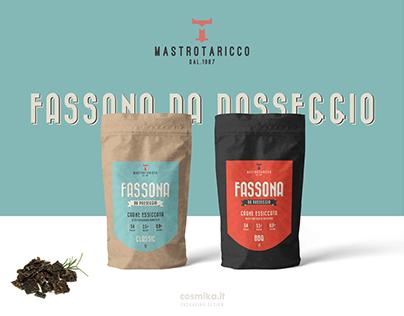 """PACKAGING DESIGN // """"Fassona da Passeggio"""""""