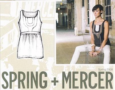 Spring & Mercer