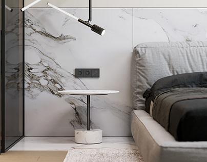 Krilatsky Apartments - Bedroom