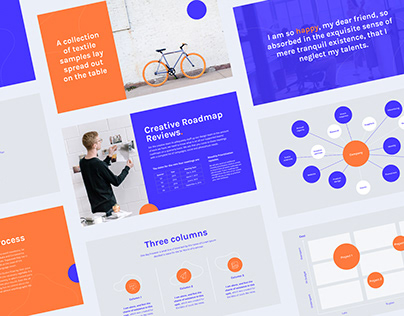 Perfect Pitch Deck Keynote Template on Behance