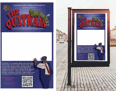 Quatrain (Poster Design)