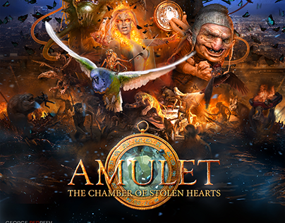 Amulet: The Chamber of Stolen Hearts