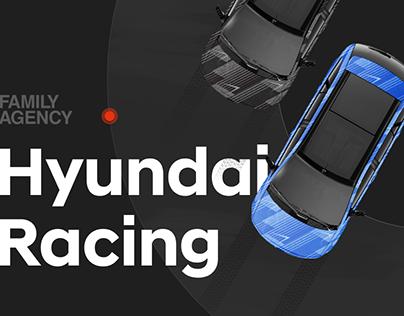 Hyundai racing game