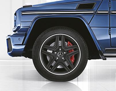 Mercedes-Benz G-Class | Manufacture - Beauty Motive