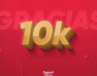 Deport News - Especiales 10k