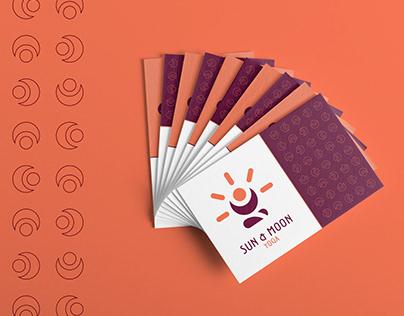 Sun & Moon Yoga - Logo & Brand Identity