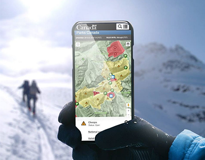 Parks Canada | Winter Information System