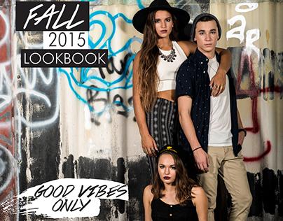 URBN 2015 Lookbook Cover