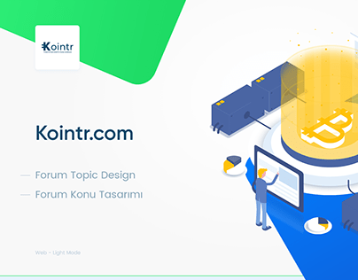 Kointr Topic Design