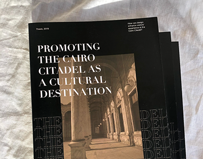 Rebranding the Cairo Citadel, the city of contrast