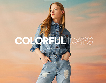 Colorful Days - Lefties editorial