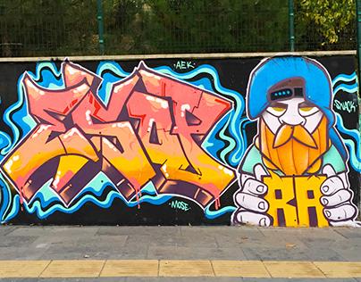 Graffiti & Character