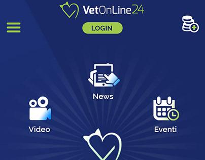 VetOnline24 (versione App)