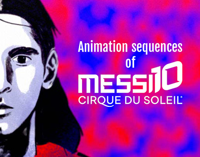 Animation Sequences of Messi10
