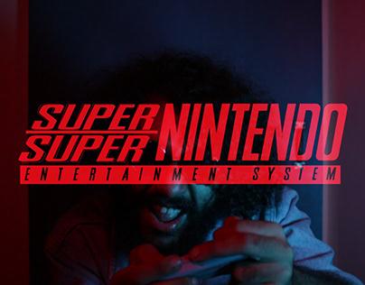SUPER SUPER NINTENDO