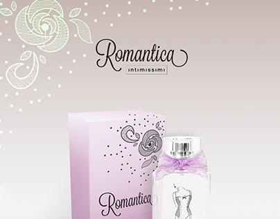 Perfume Packaging Design