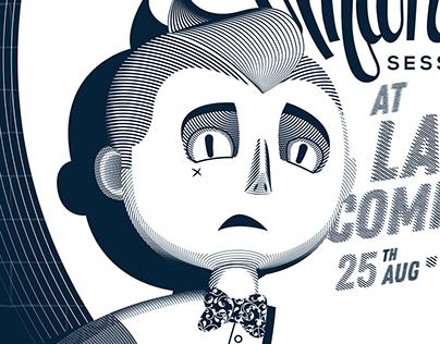 The Melomanic Sessions - Comic Con Edition