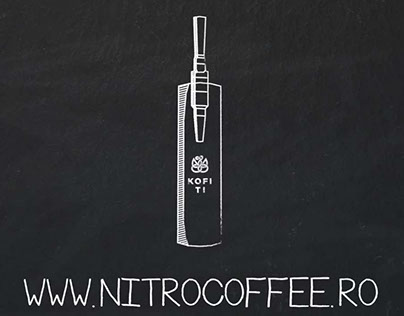Animation about Nitro Coffee
