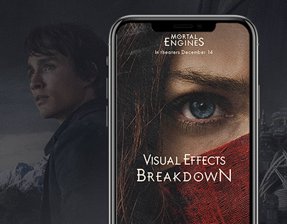 Mortal Engines | VFX Breakdown