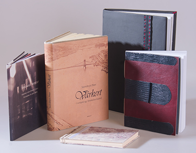 Könyv kötés - tervezés - bookbinding