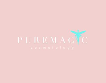 Branding   Naming   Logotype   Pure Magic Cosmetology