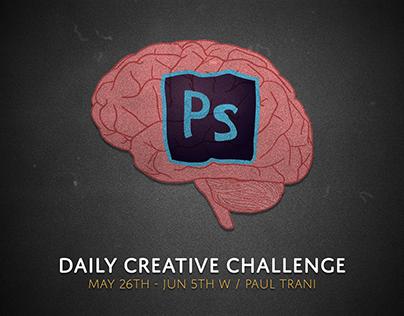 PS Daily Creative Challenge (May 26th - Jun 5th)