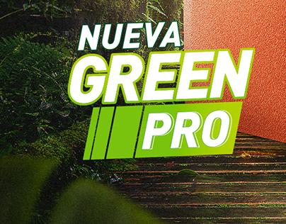 GREEN PRO R240