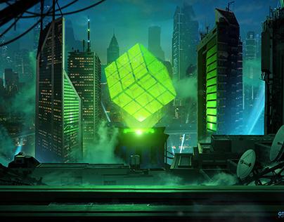 Inexedra Retrohack Cover Art