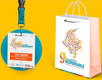 Branding Noveno Encuentro Responsable