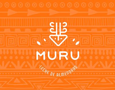 Marca Muru / Leches vegetales