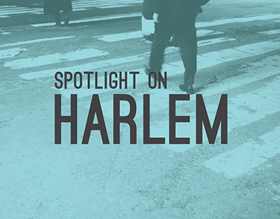 Spotlight on Harlem Annual Report