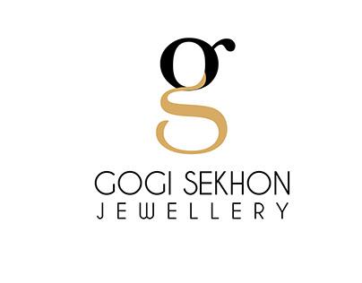Gogi Sekhon Jewellery Logo