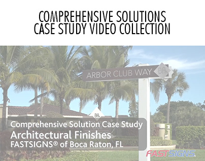 Comprehensive Solutions Case Study Videos