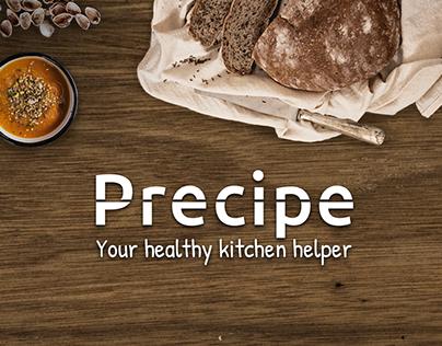Precipe   a meal planning web app