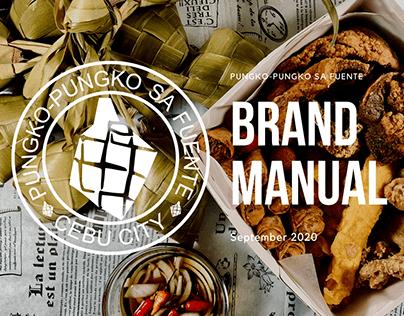 Brand Manual: Pungko-pungko sa Fuente