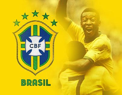 Branding Seleção / Branding the Brazilian Team
