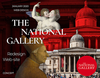 REDESIGN—The National Gallery