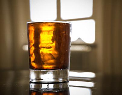 glass render