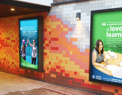 2019 Montessori School of San Antonio Posters