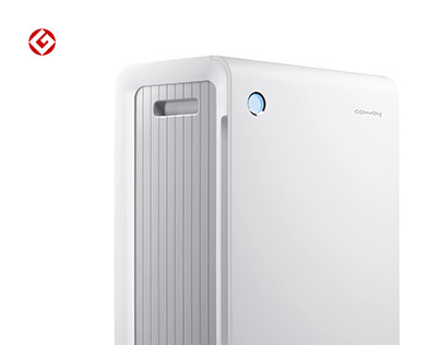 CUBE|Air Purifier for Coway