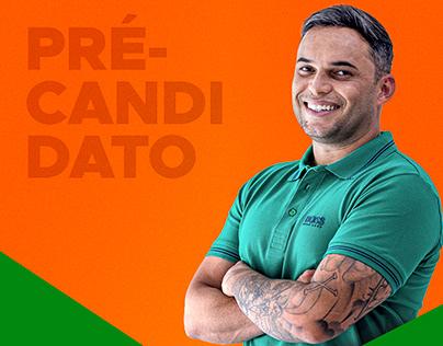 Proposta Pré-Campanha Vereador Rodrigo Saulinho