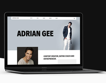 Adrian Gee - Official Website