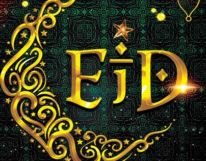 Eid Festival Flyer