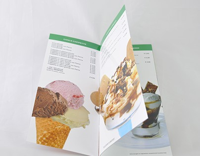 Altergusto - Ice Cream Menu 2015
