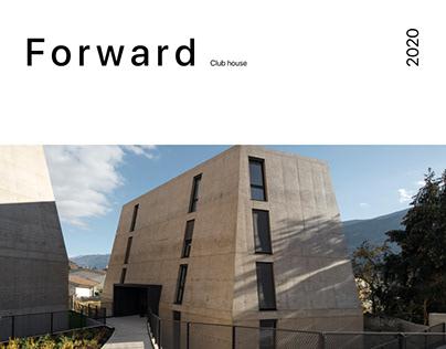 Forward - club house new website