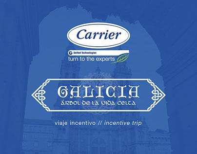 Galicia, Árbol de la vida Celta · Carrier
