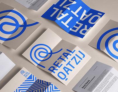 Retal Qatzij branding
