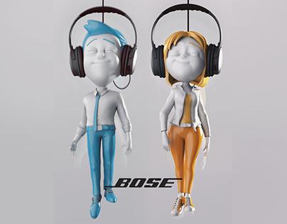 Bose / Poster